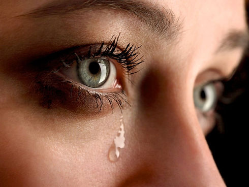 Watery eye blocked tear duct