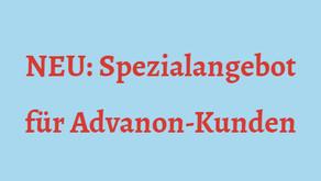 Neu: Finanzberatung für Advanon-Kunden