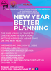 NEW YEAR BETTER PLANNING