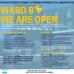 #Ward8WeAreOpen