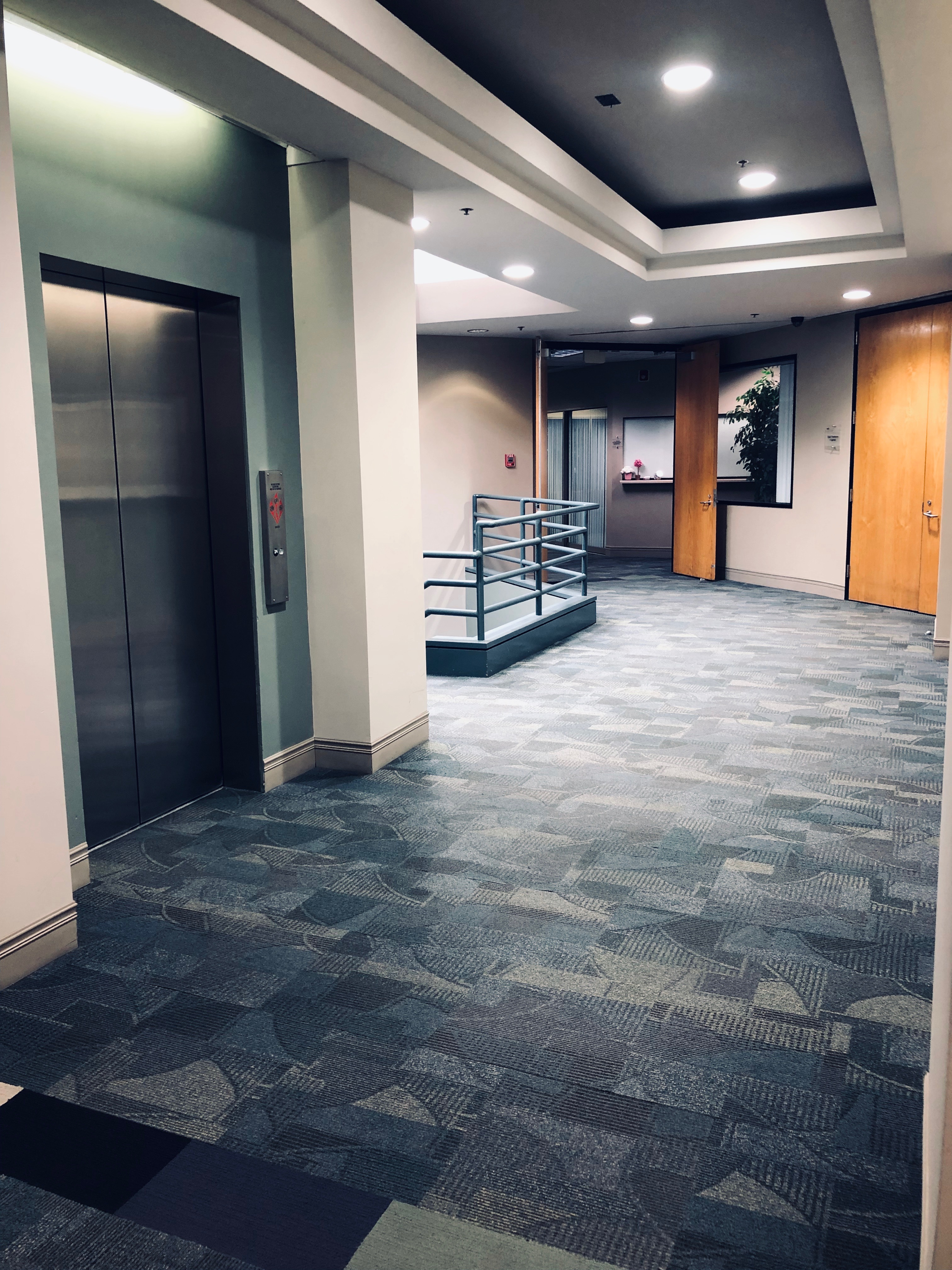 2nd Floor Access - Elevator