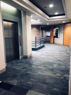 2nd Floor Access - Elevator