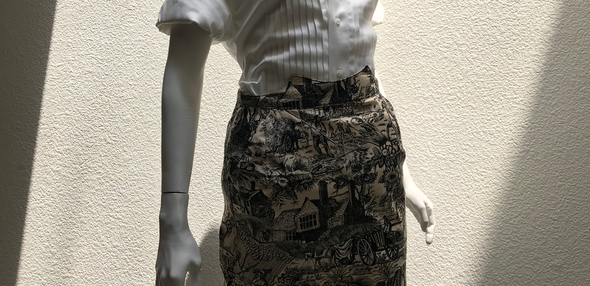 The Lorelei Fitted Skirt