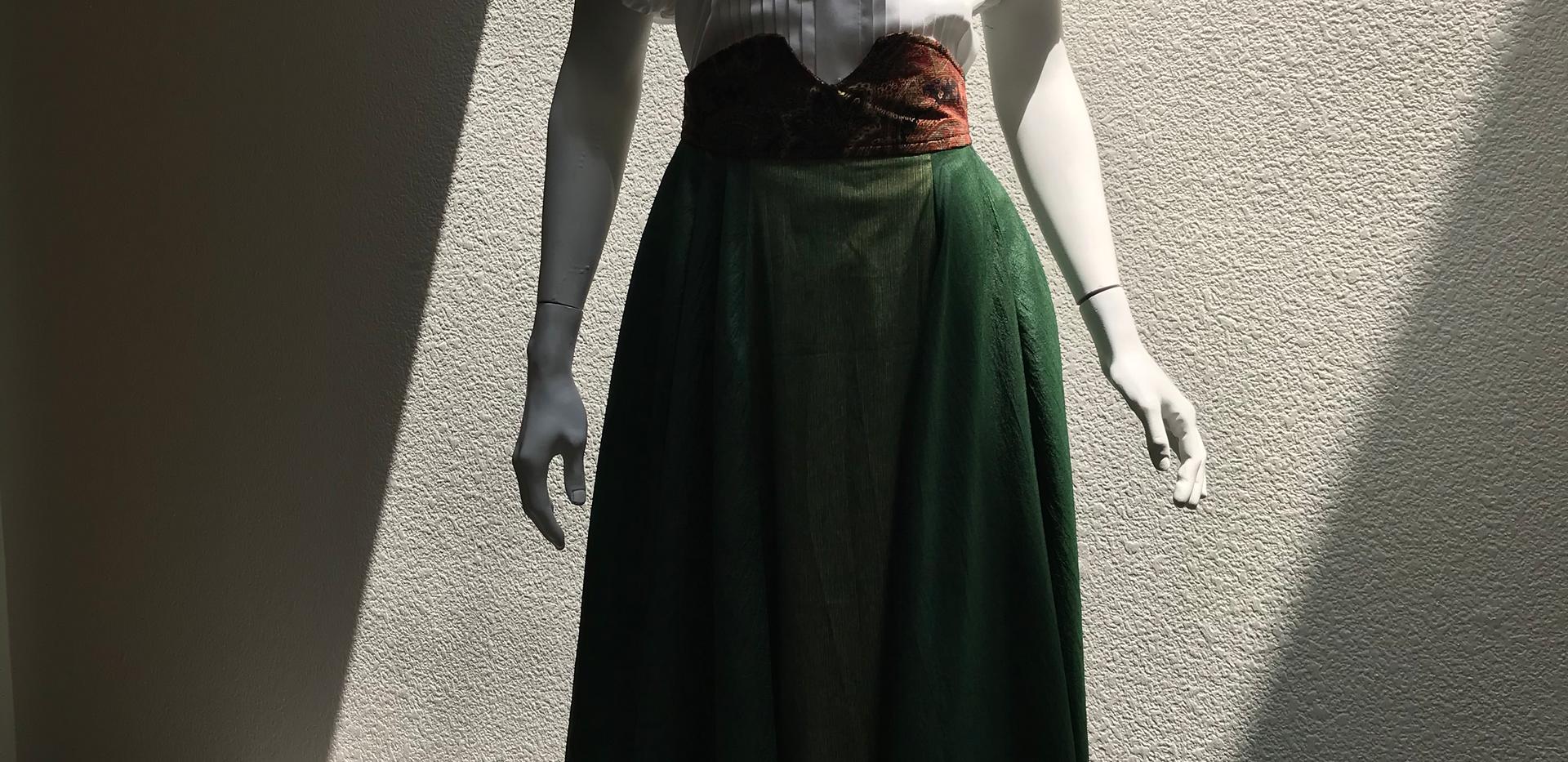 The Kathryn Running Late Skirt