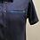 "Thumbnail: ""Custom"" Handmade Full Button Short Sleeve Shirt with Welt Pocket"