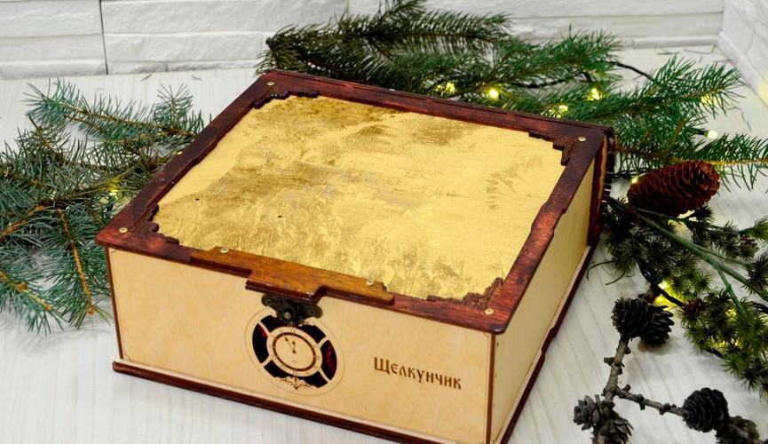 Подарочный короб