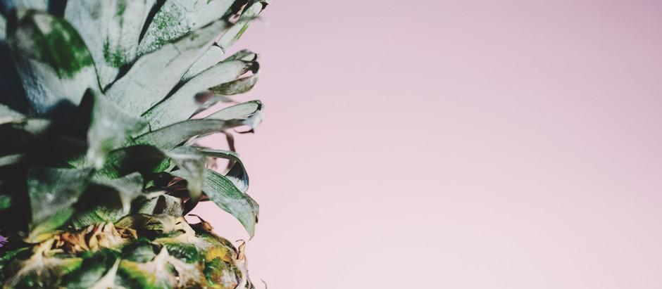 Pineapple Nicecream