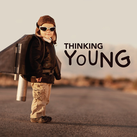 Don't Be Afraid to Think Young | by Kevin Meyer