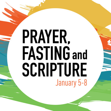 Highlights of Praying, Fasting, and Scripture Reading 2020 | by Andrea Hebeisen