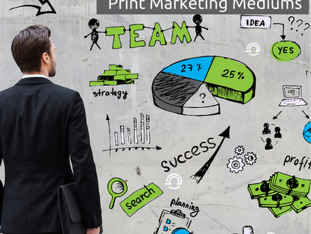 How to Track the Performance of Print Marketing Mediums.