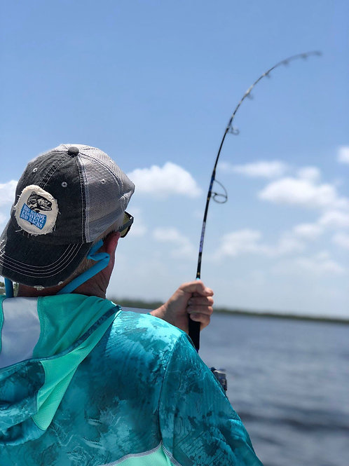 Big Daddy Fishing Rod Racks Hats