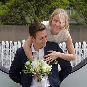 Mariage de Leen & Davy