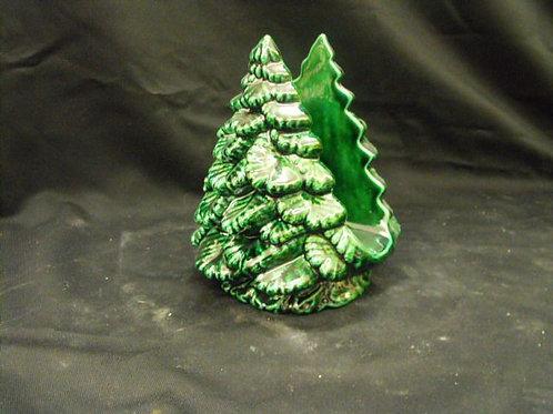 Christmas tree napkin holder