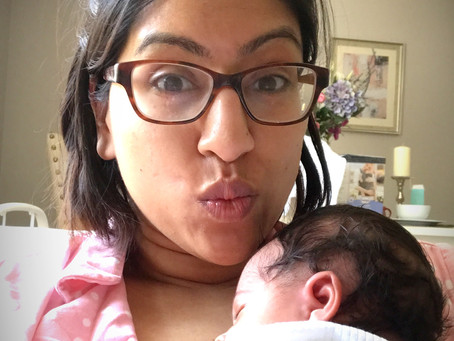 Confessions of a first time mum...!