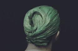 masque vert 1