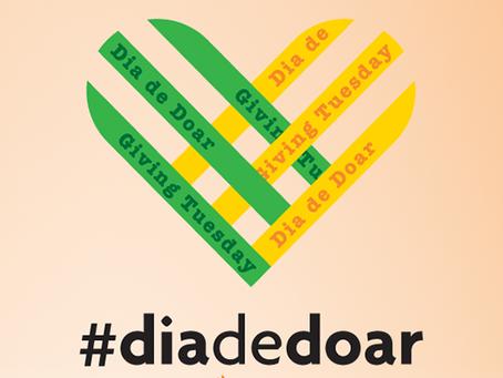 Ideias para captar recursos no Dia de Doar!