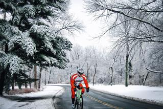 Die beste Rad-Winterjacke wenn's draußen ungemütlich wird!