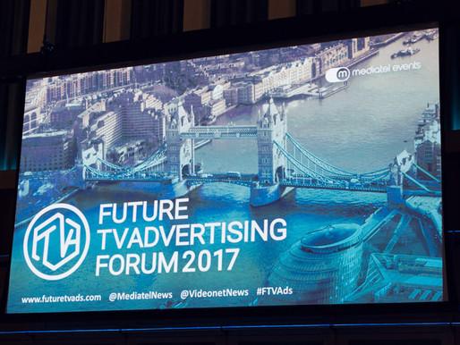 Future TV advertising Forum / Londres