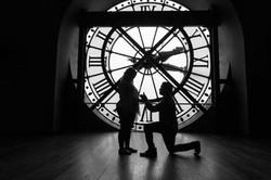 proposal at musee d'orsay