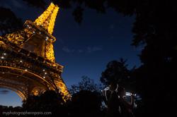kiss at night session paris
