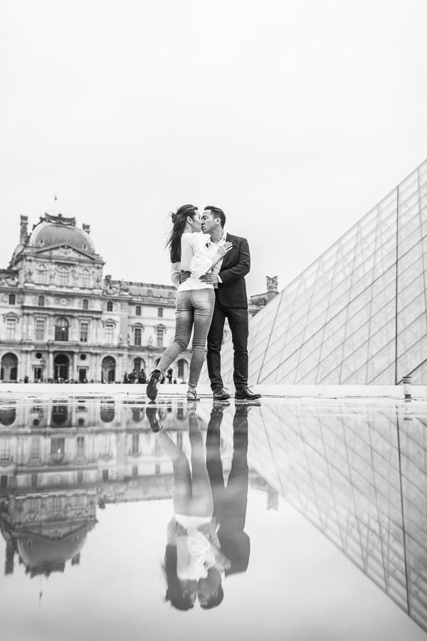 Paris photographer Louvre Museum
