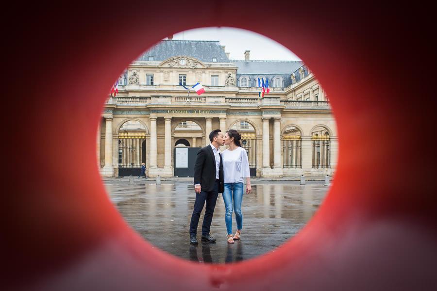 Paris photographer Palais Royal