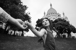 Photo session at Montmartre
