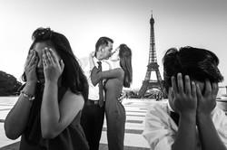 family photo session paris
