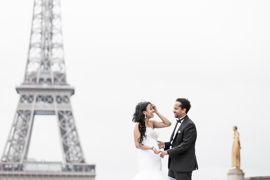 Paris photographer Trocadero