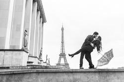 cinema kiss in paris