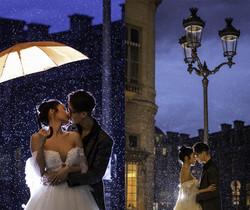 miss universe kiss in paris