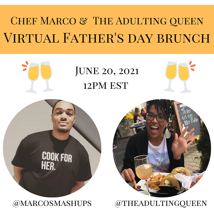 Virtual Father's Day Brunch