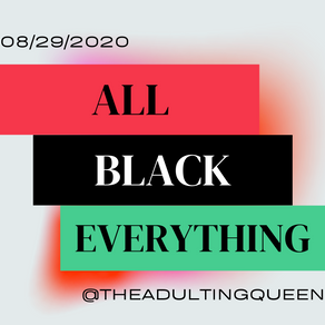 All Black Everything - Meet the Contributors