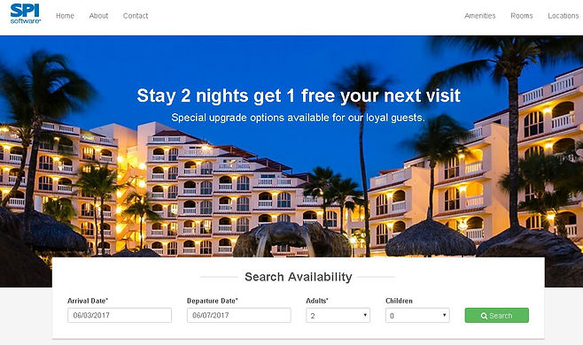 SPI Software's 'Guest-Connect' Puts the Resort Owner in Control of Rental Sales