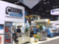Fabtech 2019 Carell's Booth A5743