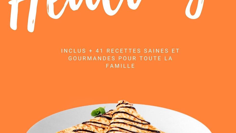 Ebook recettes diététiques
