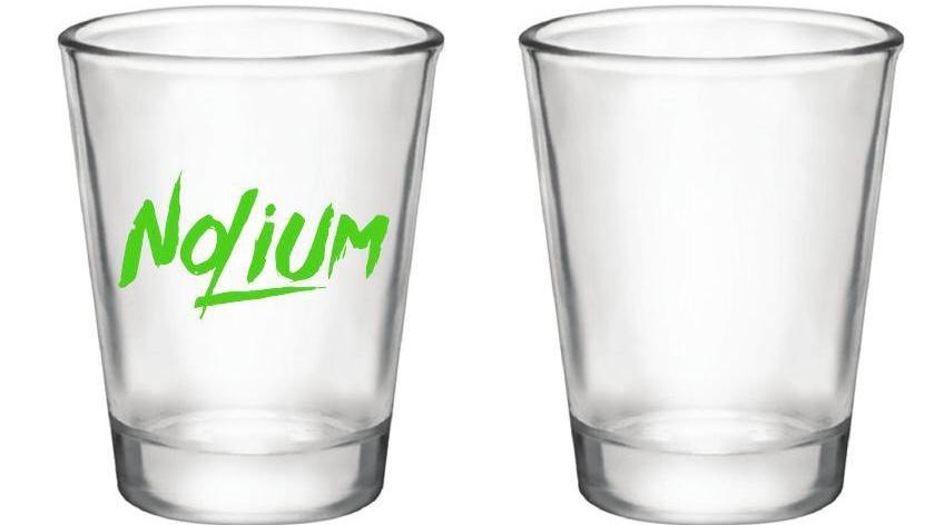 Nolium Shot Glass