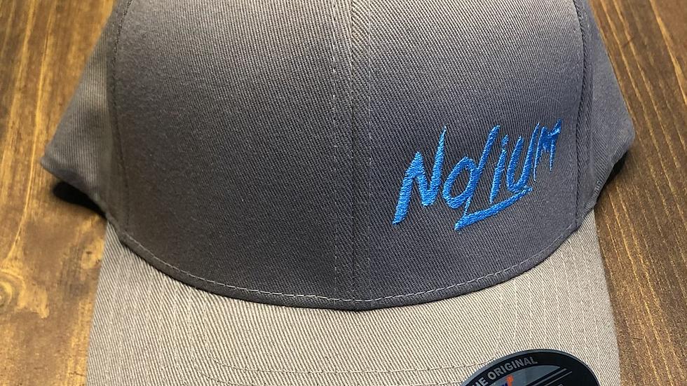 Grey Flex-Fit Hat