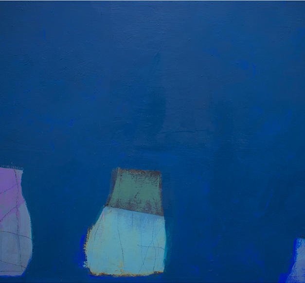 Still Life In Midnight Blue
