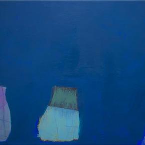 'Still Life in Blue'