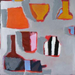 'Still Life in Coloured Light'