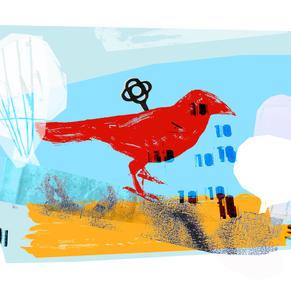 'Red Bird'