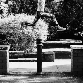 'Jumping Boy'