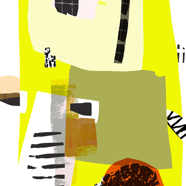 Montage in Yellow