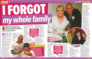Sell a story to Chat magazine