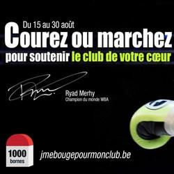 J'me bouge pour mon club ! Challenge 1000 bornes