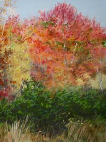 "Autumn Celebration   20x12"""