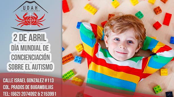 AutismoInicio El De 2 Abril Mundial Día Concienciación Sobre 3A4RLj5qcS