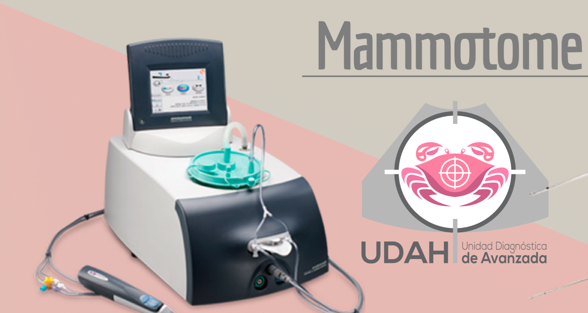 Biopsia Mammotome