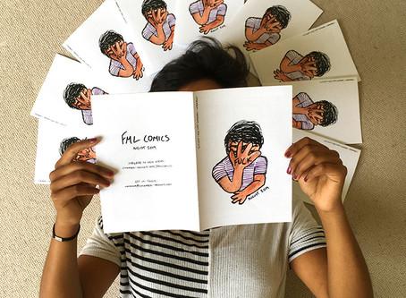 Natasha Natarajan: The Purpose Of My Comics